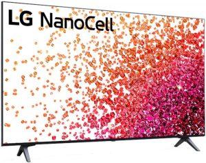 LG NanoCell 75 Series 2021